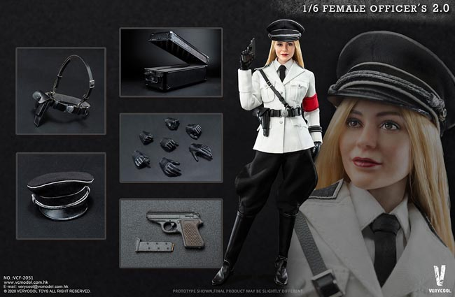 Toy Square > 1/4, 1/6, 1/8, 1/12 Action Figure > Very Cool