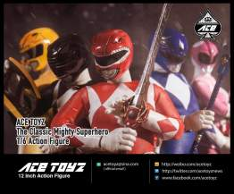 Ace Toyz - The Classic Mighty Super Hero Box Set (5 Figures)