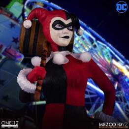 Mezco - One-12 Collective DC Harley Quinn Deluxe Edition