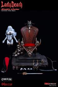 TBLeague - Lady Death: Death's Warrior V2 Deluxe (w/Base and Throne) PL-2017-104-A