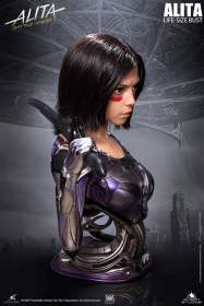 Queen Studios - Alita Battle Angel Life-Size Bust