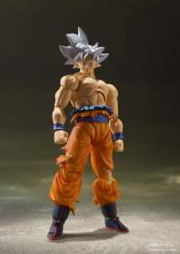 "S.H.Figuarts - Dragon Ball Super - Son Goku ""Ultra Instinct"""