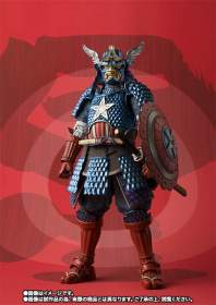 Manga Realization - Marvel - Samurai Captain America