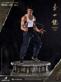 Blitzway - 1/4th Scale Bruce Lee: Tribute Statue  ver. 4