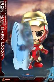 Cosbaby - Avengers: Endgame: Iron Man Mark LXXXV (Shield Ver) COSB649