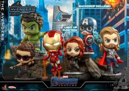 Cosbaby - The Avengers Collectible Set
