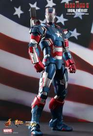Iron Man 3: Iron Patriot (Diecast Ver)