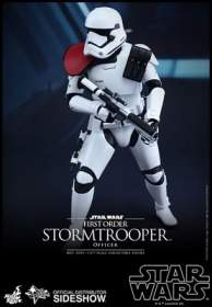 Star Wars: The Force Awakens - 1/6th scale First Order Stormtrooper Officer
