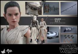 Star Wars: The Force Awakens: 1/6th scale Rey