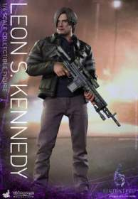 Resident Evil 6 - 1/6th scale Leon S. Kennedy