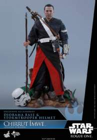 Rogue One: A Star Wars Story - 1/6th scale Chirrut Îmwe (Deluxe Version)