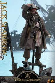Pirates of the Caribbean: Dead Men Tell No Tales - 1/6th scale Jack Sparrow (DX15)