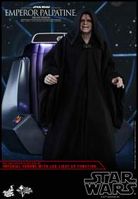 Star Wars: Episode VI Return of the Jedi - 1/6th scale Emperor Palpatine (Deluxe Version)