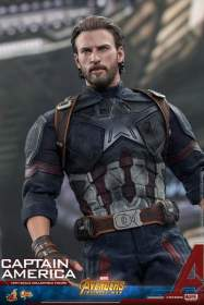 Avengers: Infinity War - 1/6th scale Captain America