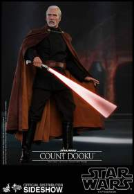Star Wars - Ep II: Attack of the Clones - Count Dooku