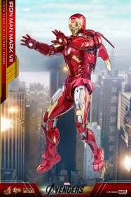 The Avengers - 1/6th scale Iron Man Mark VII