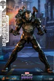 MARVEL Future Fight - 1/6th scale The Punisher (War Machine Armor)