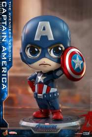 Cosbaby - Avengers: Endgame - Captain America (The Avengers Version) (COSB576)