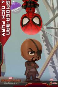 Cosbaby - Spider-Man: Far from Home - Spider-Man and Nick Fury (COSB632)