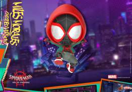 Cosbaby - Spider-Man: Into the Spider-Verse: Miles Morales (Hooded Ver, COSB636)