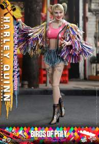 Birds of Prey : 1/6th scale Harley Quinn (Caution Tape Jacket Version)
