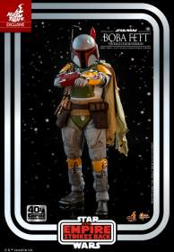 Star Wars: The Empire Strikes Back - Boba Fett (Vintage Color Version)
