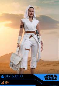 Star Wars: The Rise of Skywalker: Rey and D-O set