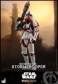 The Mandalorian : Incinerator Stormtrooper