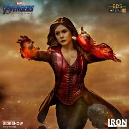 Iron Studios - Avengers: Endgame 1:10 Scale Scarlet Witch