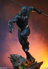 Iron Studio - 1:5 Scale Black Panther Statue