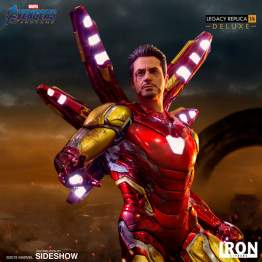 Iron Studios - Legacy Replica 1:4 Scale - Iron Man Mark LXXXV (Deluxe) Statue