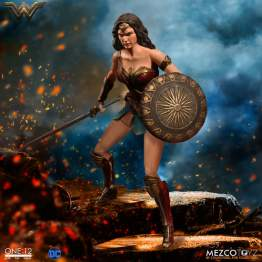 Mezco - One 12 Collective DC Cinematic Wonder Woman