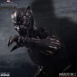 MeZco - One-12 Collective Marvel Black Panther