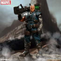 Mezco - One-12 Collective Marvel Cable