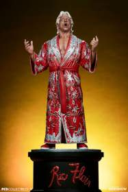 Pop Culture Shock - Ric Flair Statue