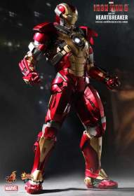 Iron Man 3: Heartbreaker (Mark XVII) Limited Edition