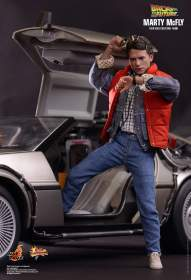 Back to the Future - 1/6th Scale Marty McFly