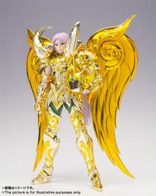 Saint Seiya Aries Mu God Cloth Saint Cloth Myth EX