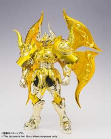 Saint Seiya Taurus Aldebaran God Cloth Saint Cloth Myth EX