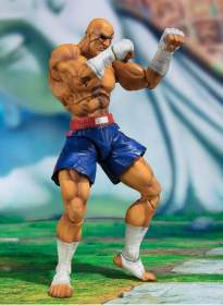 S.H.Figuargs - Street Fighter Sagat