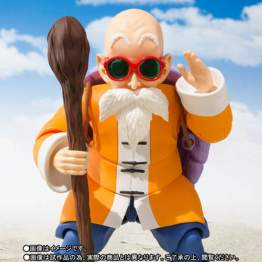 S.H.Figuarts - Dragon Ball Master Roshi