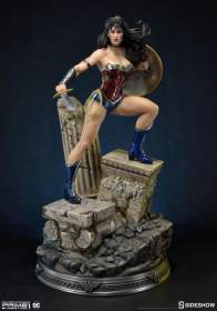Wonder Woman Justice League: New 52 - Statue