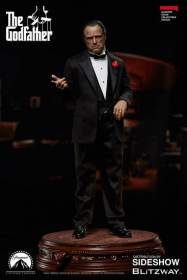 Blitzway: 1:4 Superb Scale - Godfather Vito Corleone Statue