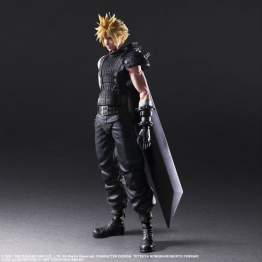 Square Enix - Final Fantasy VIIR Play Arts Kai Cloud Strife V2