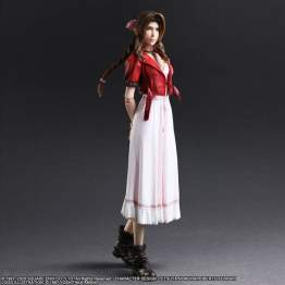 Square Enix - Final Fantasy VIIR Play Arts Kai Aerith Gainsborough