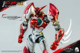 Robo-Dou Shin Getter 1 (Metallic Color ver)