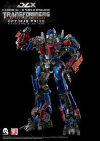 Transformers: Revenge of the Fallen - Optimus Prime DLX Scale