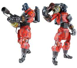 ThreeA - Team Fortress 2 Robot Pyro Red Ver
