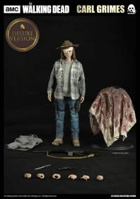 Threezero - Walking Dead: Carl Grimes Deluxe ver