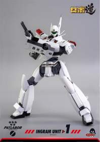 Threezero - Mobile Police Patlabor Robo-Dou Ingram Unit 1   1/35 Scale